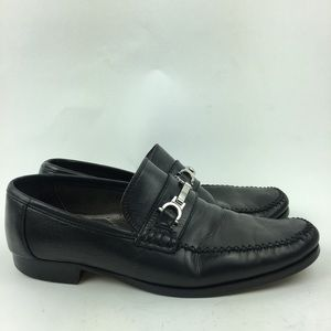 Bruno Magli Mens Wakiti Leather Italy Leather Sole